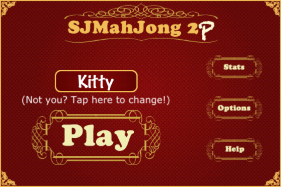Screenshot SJMahJong2P