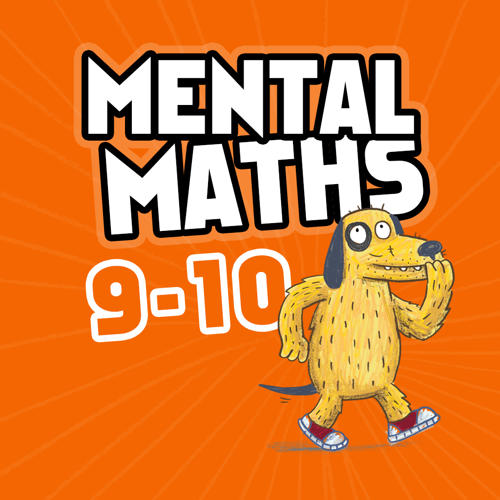 Let's Do Mental Maths for Ages 9-10 from Andrew Brodie